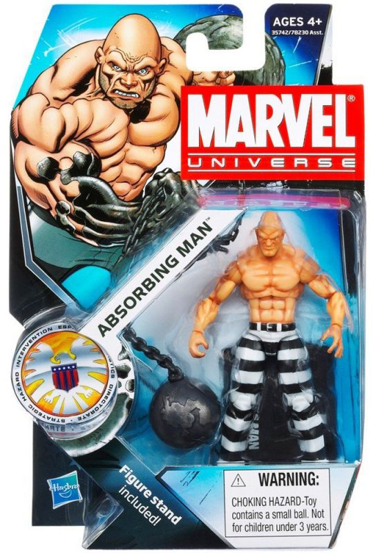 Absorbing Man (Human Version)