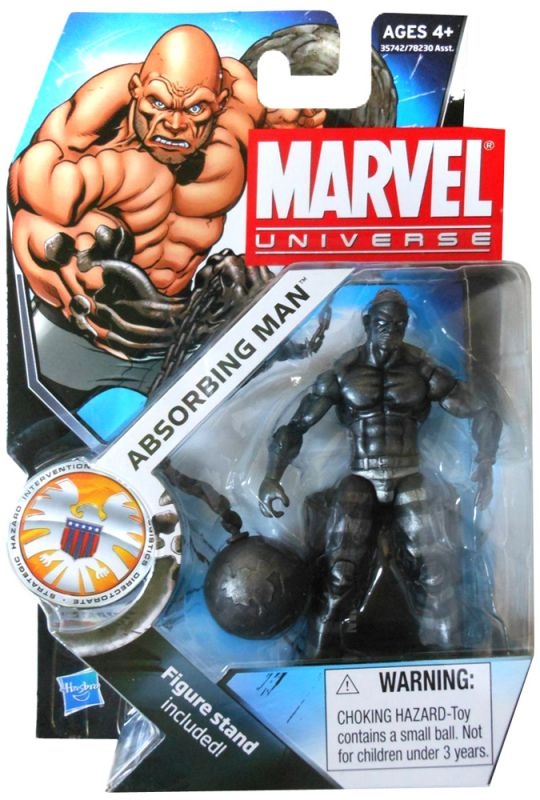 Absorbing Man (Metal Version)