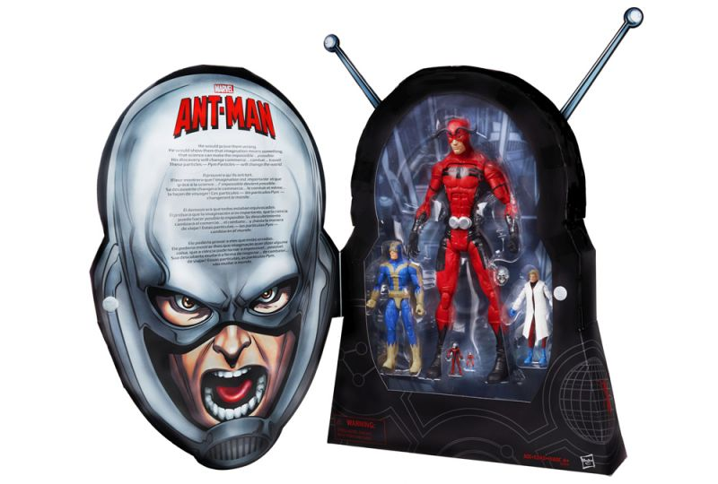 Ant-Man (Figures Box Set)