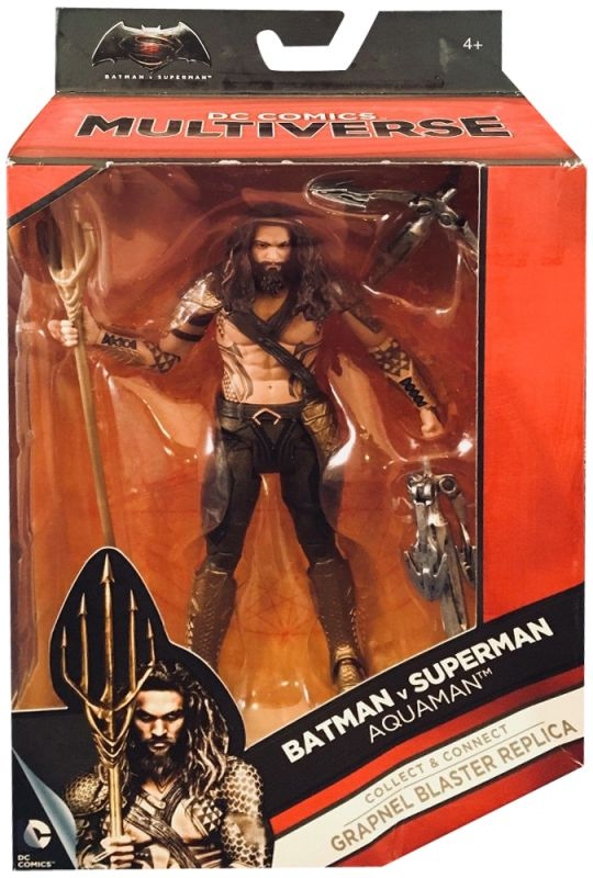 Aquaman (Gold Trident; Batman vs. Superman)