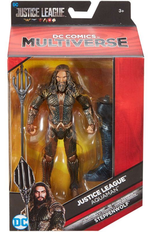 Aquaman (Justice League; Steppenwolf series)