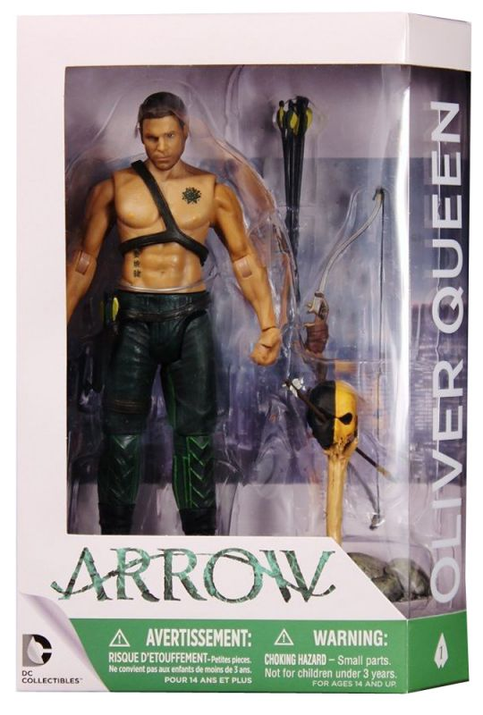 Arrow (Oliver Queen with Totem)