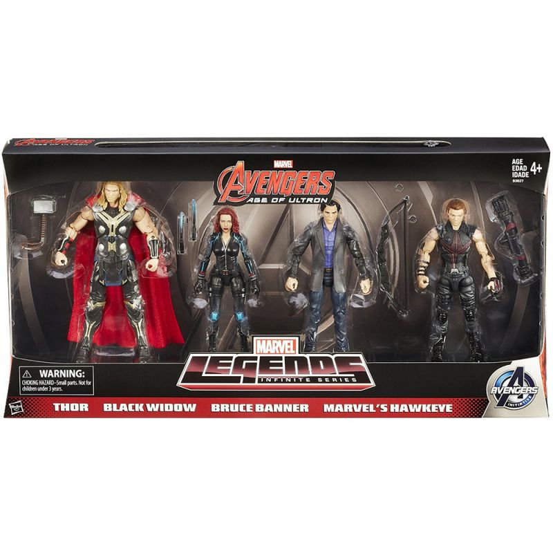 Avengers: Age of Ultron (Movie Pack)