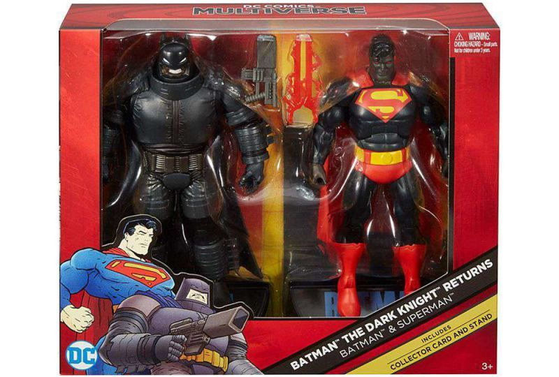 Batman & Superman (Batman: Dark Knight Returns)