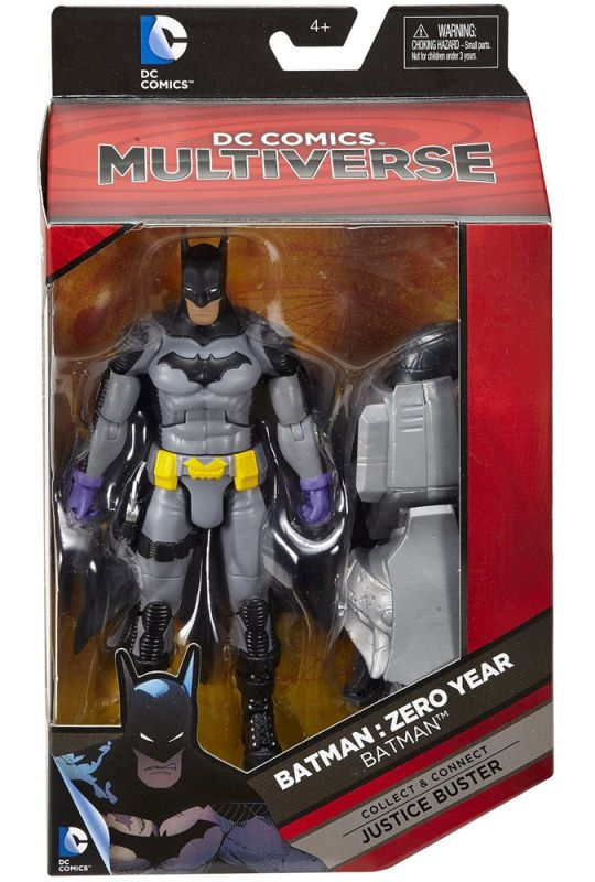 Batman (Zero Year; Justice Buster series)