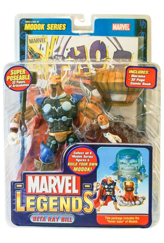 Beta-Ray Bill (Toy Biz)