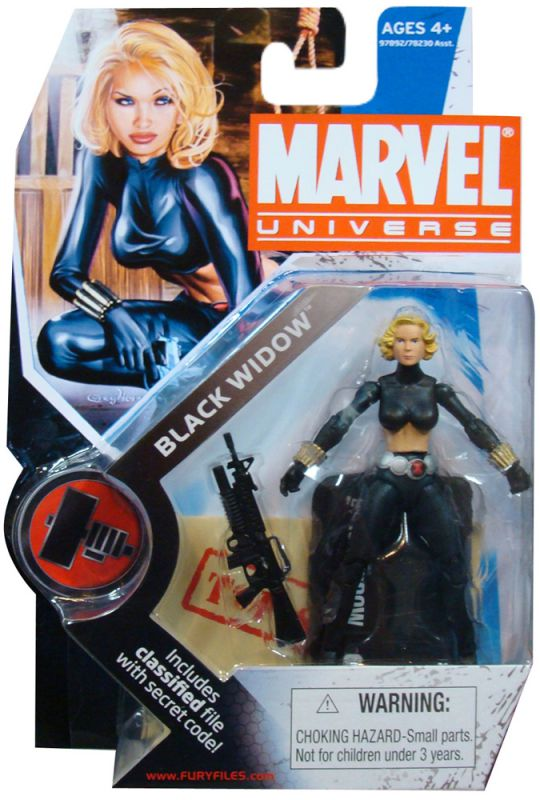 Black Widow (Yelena Belova Variant)