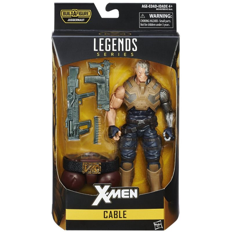 Cable (Juggernaut Series)