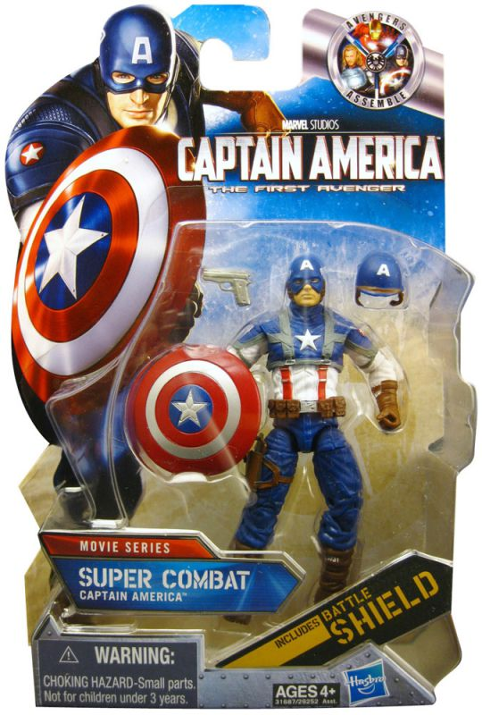 Captain America (Super Combat)