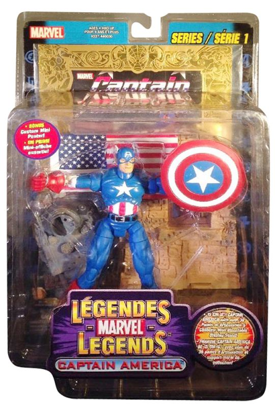 Captain America (Toy Biz)