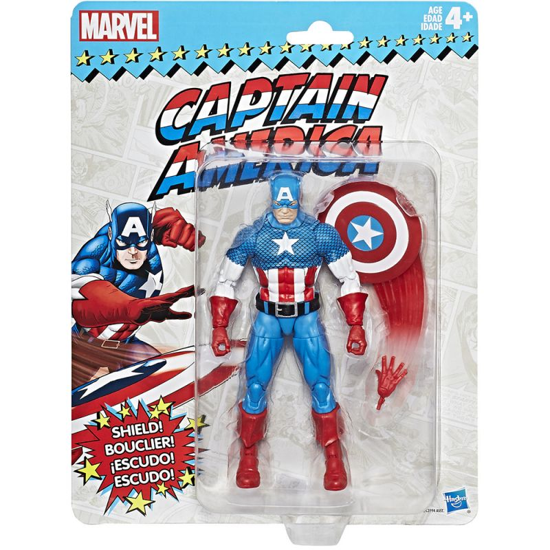 Captain America (Vintage Series)
