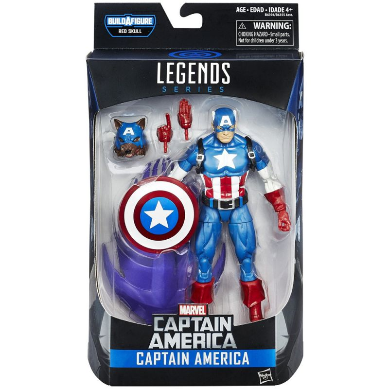 Captain America (Red Onslaught Series)