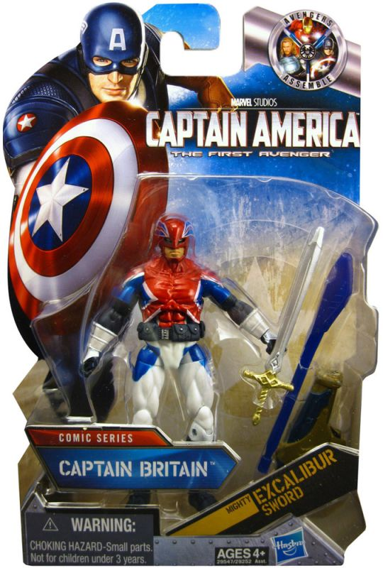 Captain Britain (New Excalibur)