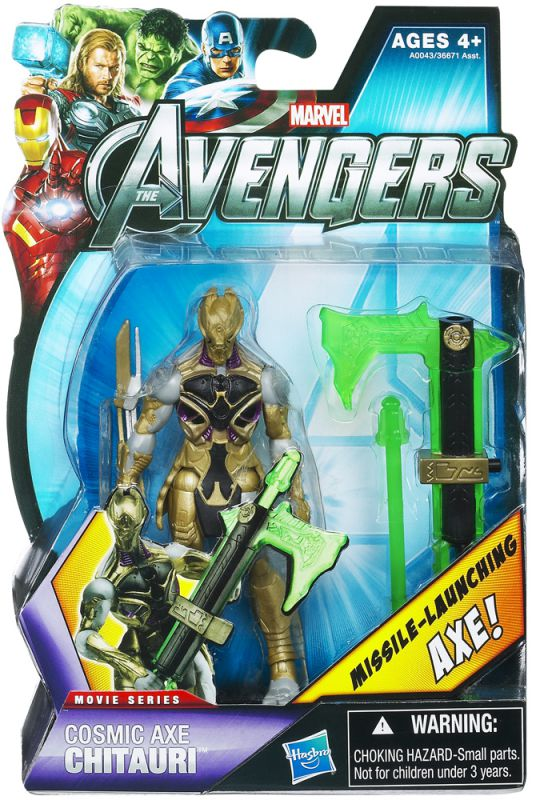 Chitauri (Cosmic Axe; Movie Series)