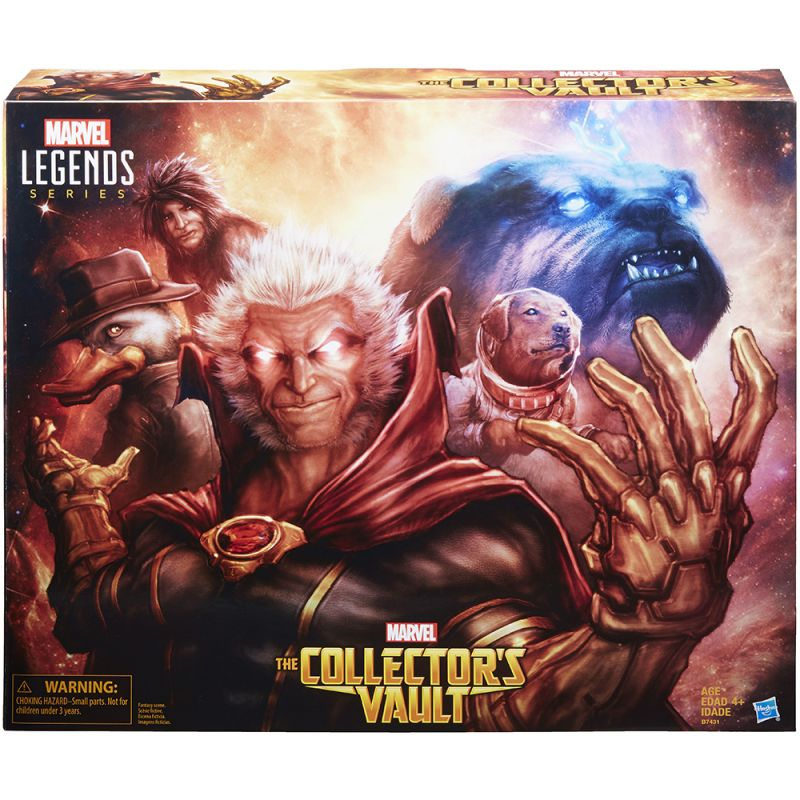 Collector's Vault (SDCC)