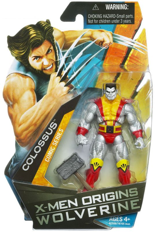 Colossus (Comic Series)
