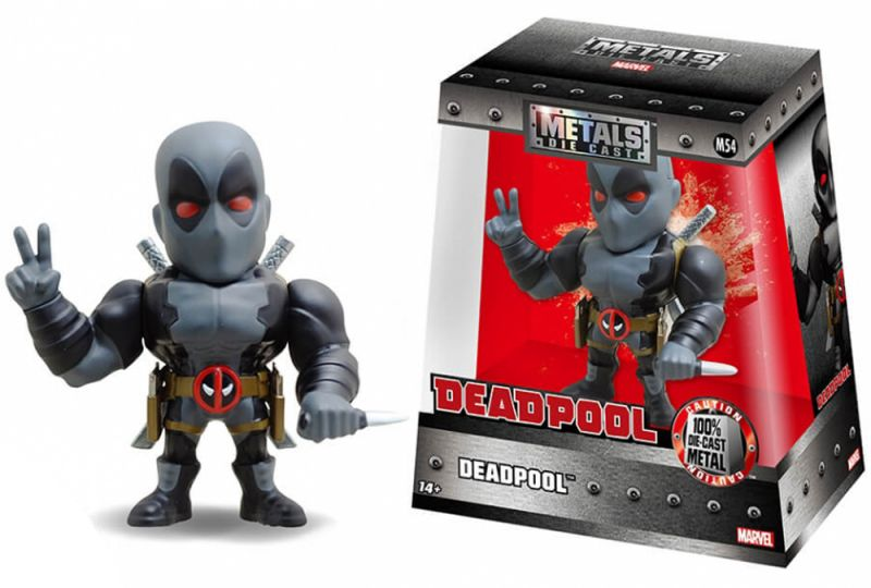 Deadpool (Grey; M54)