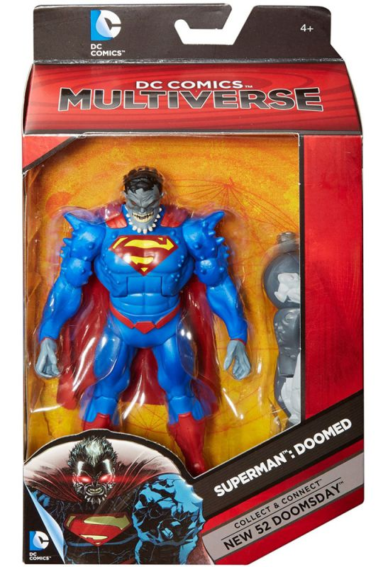 Superman: Doomed (Doomsday series)