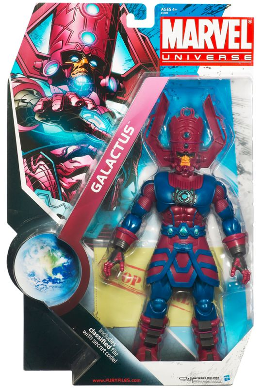 Galactus (Single Carded version)