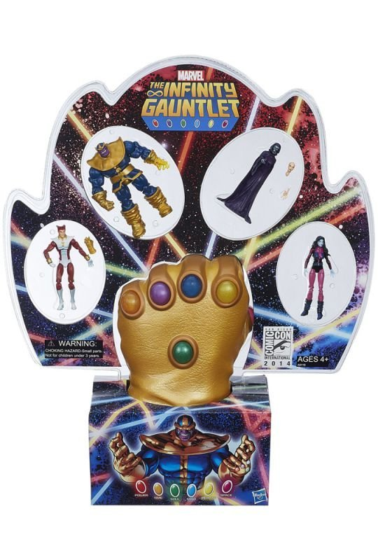 The Infinite Gauntlet