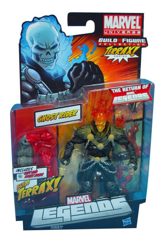 Ghost Rider (Orange Variant; Terrax Series)