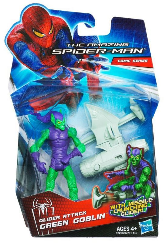 Green Goblin (Glider Attack)