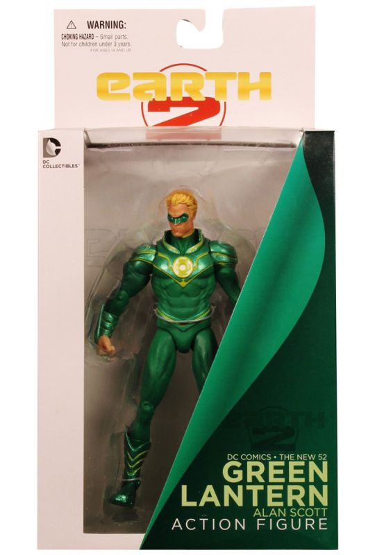 Green Lantern (Alan Scott; Earth 2; The New 52)