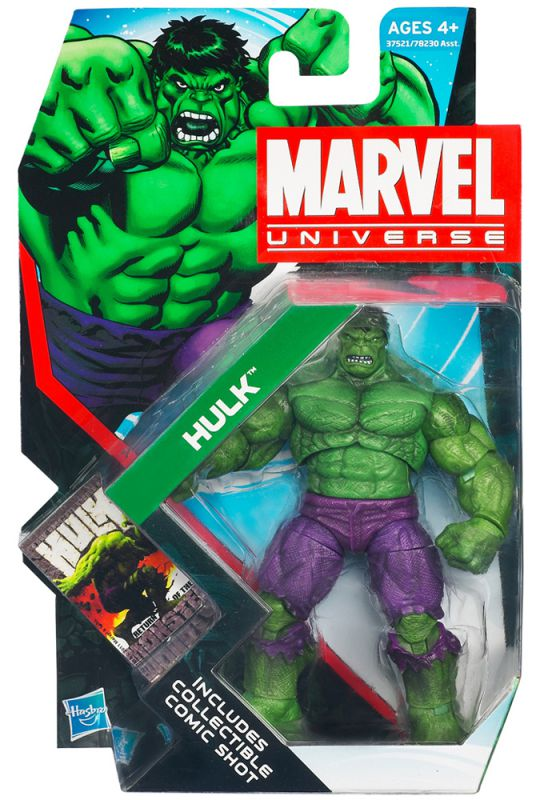 Hulk (Green Variant; New Version)