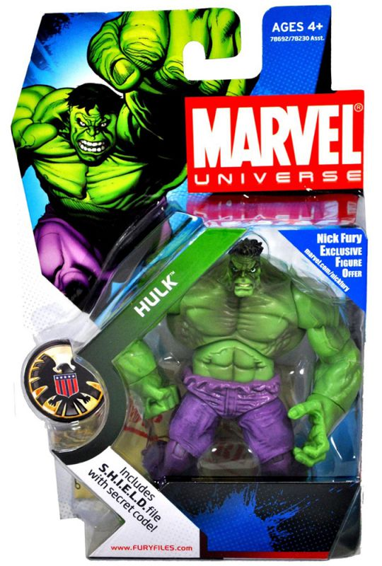 Hulk (Green Version)