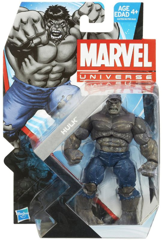 Hulk (Grey Variant; New Version)