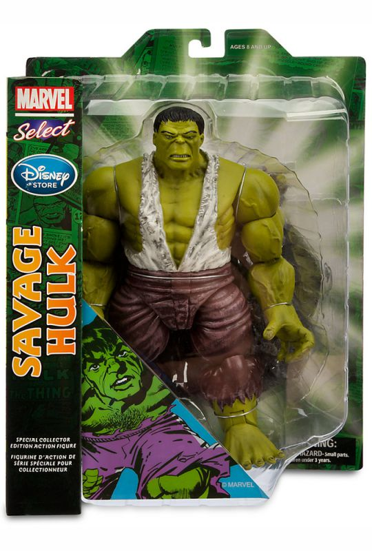 Hulk (Savage; Disney Exclusive)