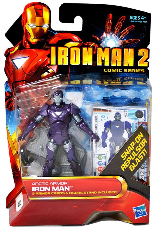 Iron Man (Arctic Armor; Comic Series)