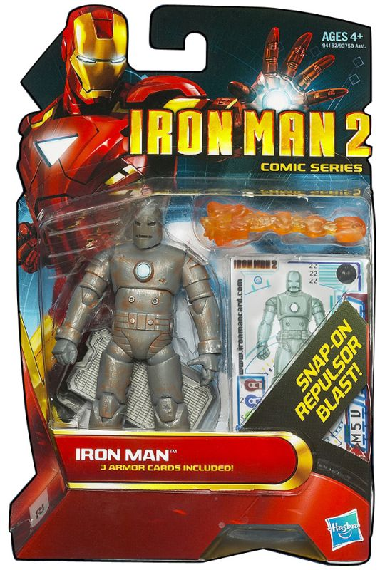 Iron Man (Comic Series)