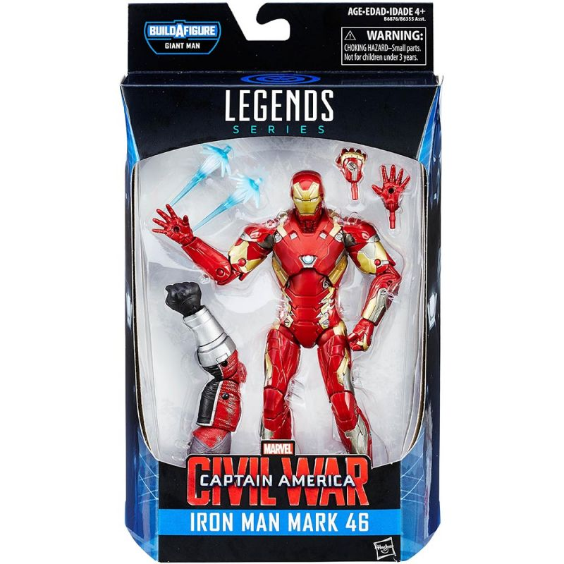Iron Man (Mark 46; Ant-Man Series)