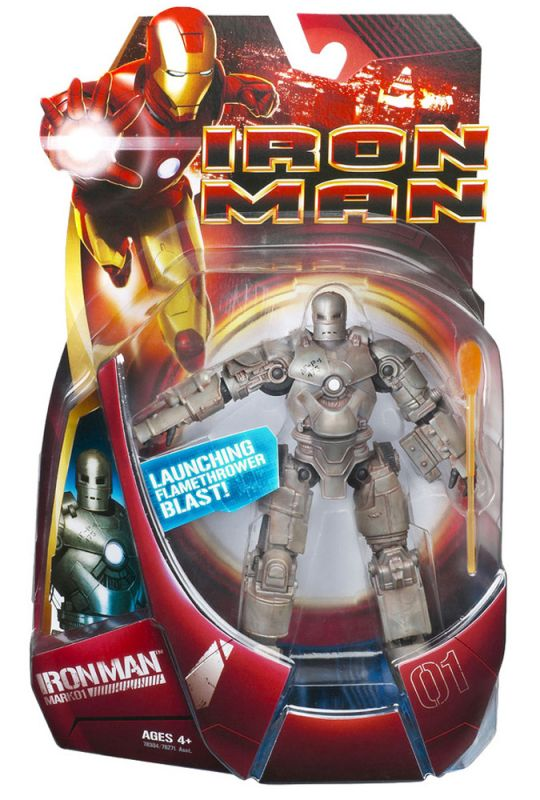 Iron Man (Mark I)