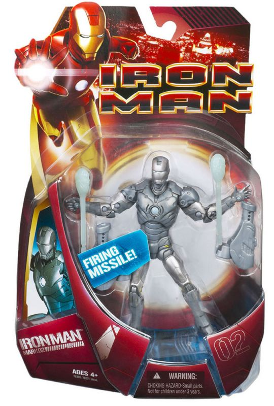Iron Man (Mark II)