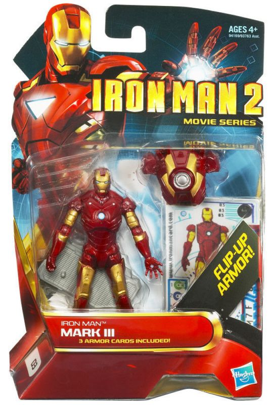 Iron Man (Mark III; Movie Series)