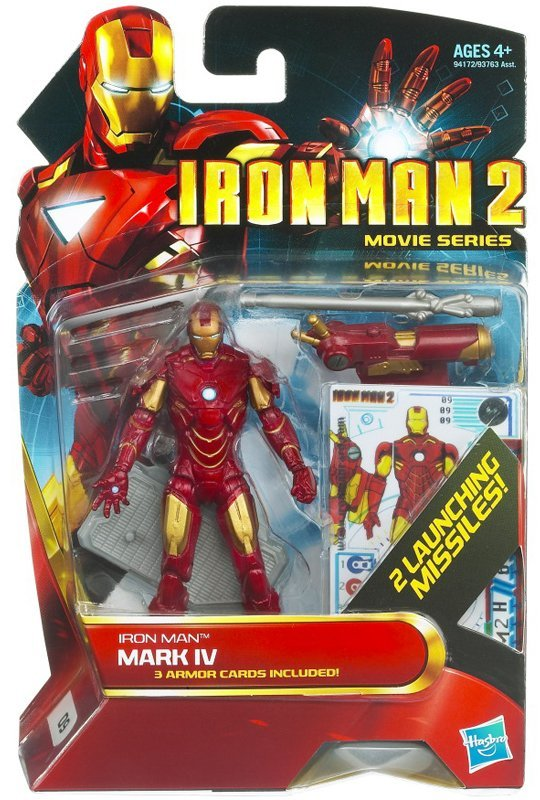 Iron Man (Mark IV; Movie Series)