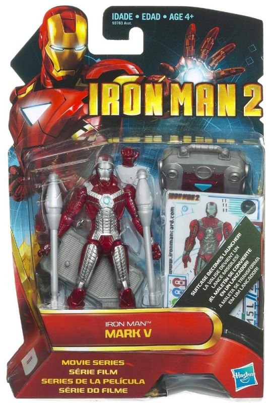 Iron Man (Mark V; Movie Series)
