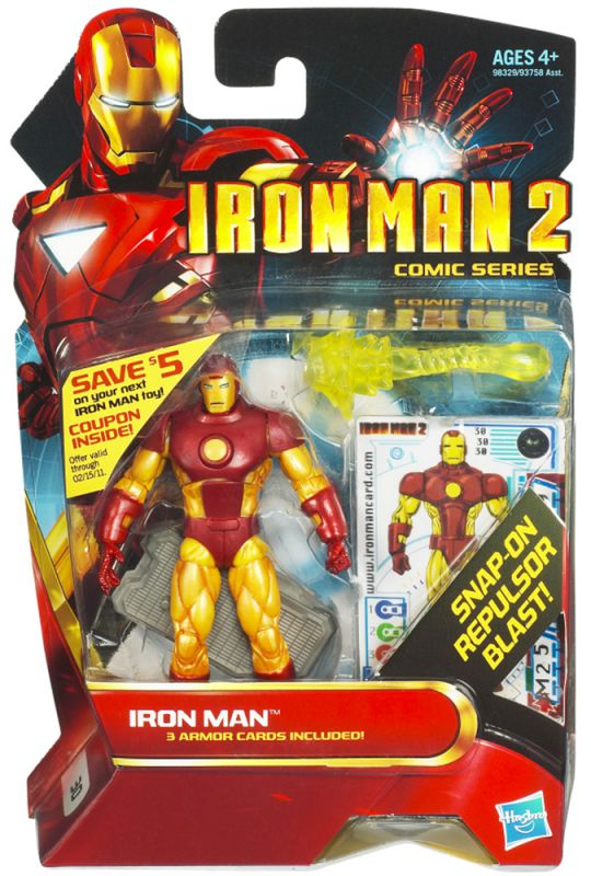 Iron Man (Mark VIII; Comic Series)