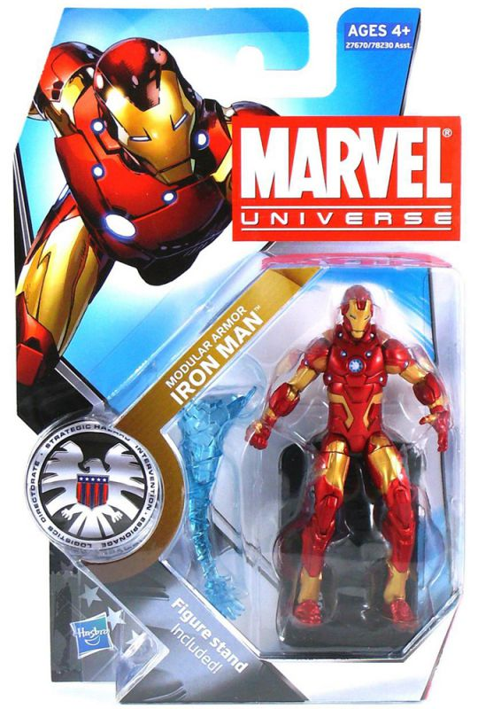 Iron Man (Modular Armor; Bleeding Edge Armor)