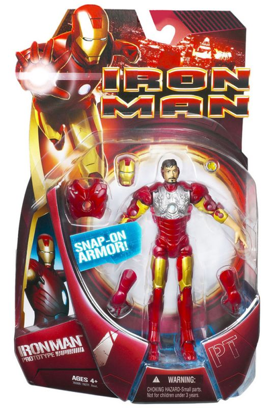 Iron Man (Prototype)