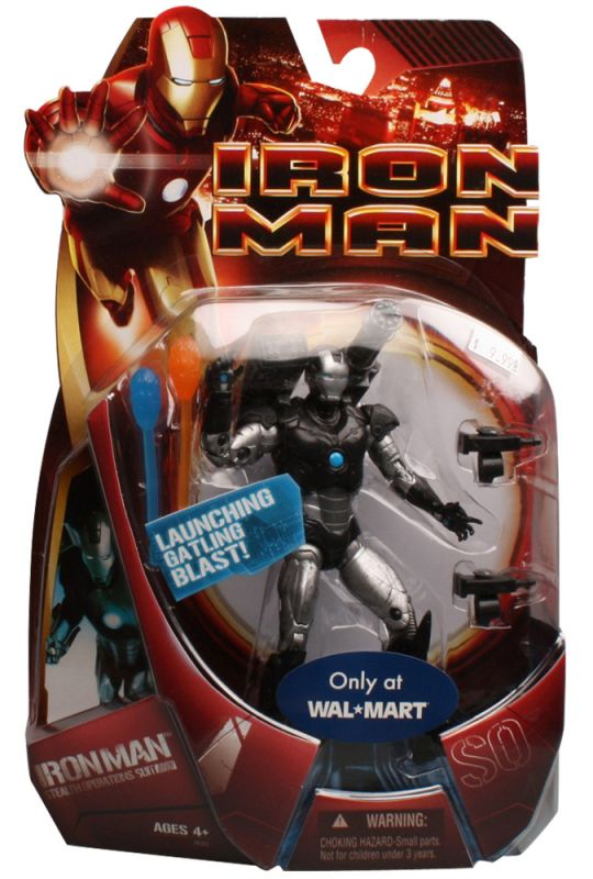 Iron Man (Stealth Operations Suit)