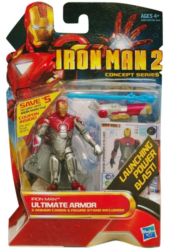 Iron Man (Ultimate Armor; Concept Series)