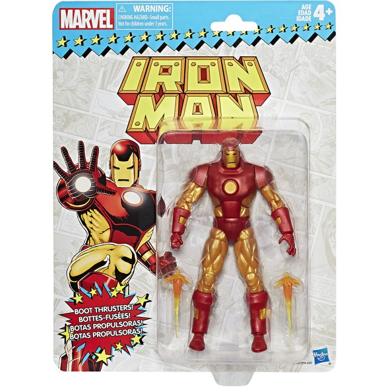 Iron Man (Vintage Series)