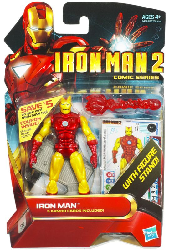 Iron Man (Pointy Mask; Comic Series)