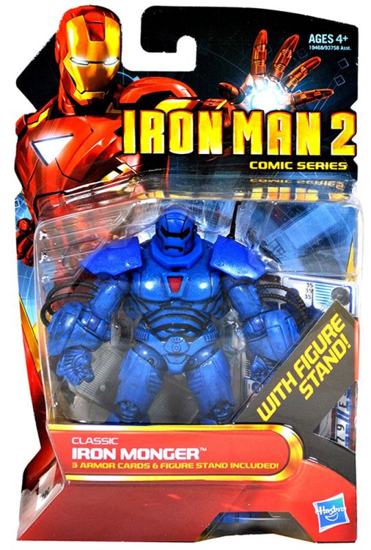 Iron Monger (Comic Series)