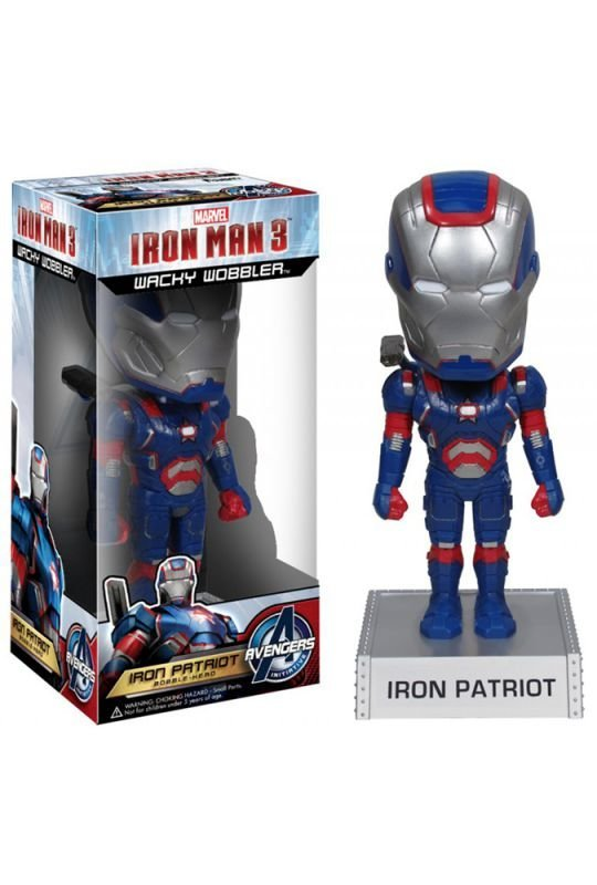 Iron Patriot (Iron Man 3)