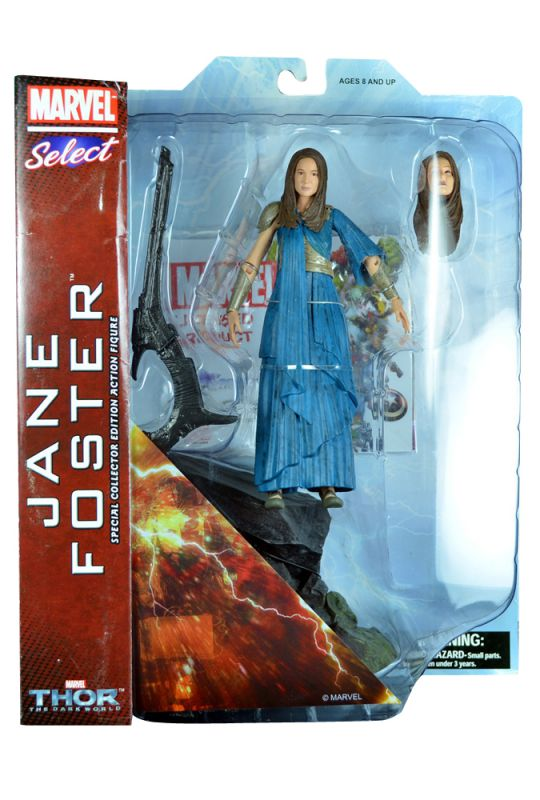 Jane Foster (The Dark World)