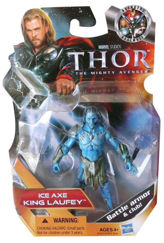 King Laufey (Ice Axe)
